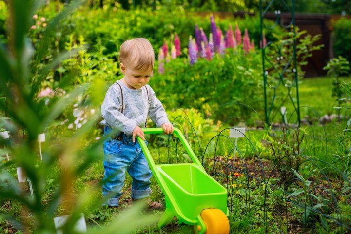 Gartenspielzeug ab 1 Jahr