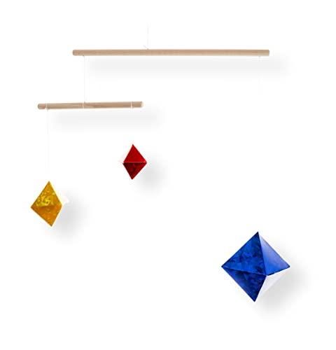 Oktaeder Montessori Mobile