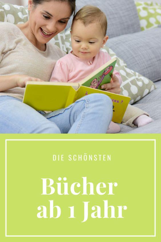 Pinterest-Bild Bücher ab 1 Jahr