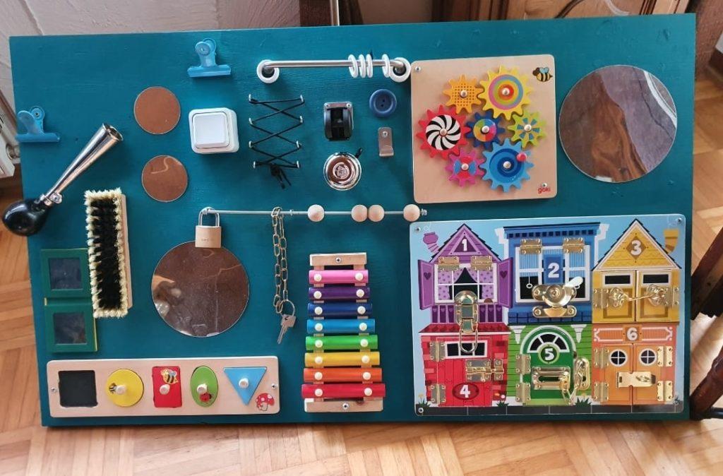 DIY Activity Board