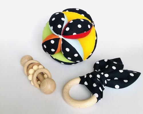 Montessori Set Babyspielzeug